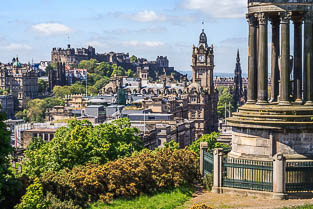 Edinburgh, Scotland Stock Photo library