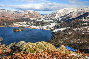images of the lake district, england