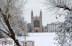 City of Cambridge, England