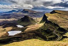 Scottish Highlands Summer