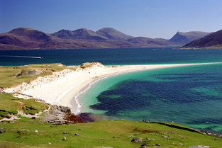 Isle of Taransay, Western Isles, Scotland.