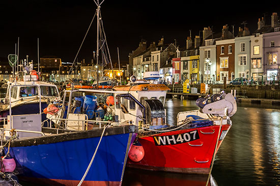 Title : Weymouth Harbour